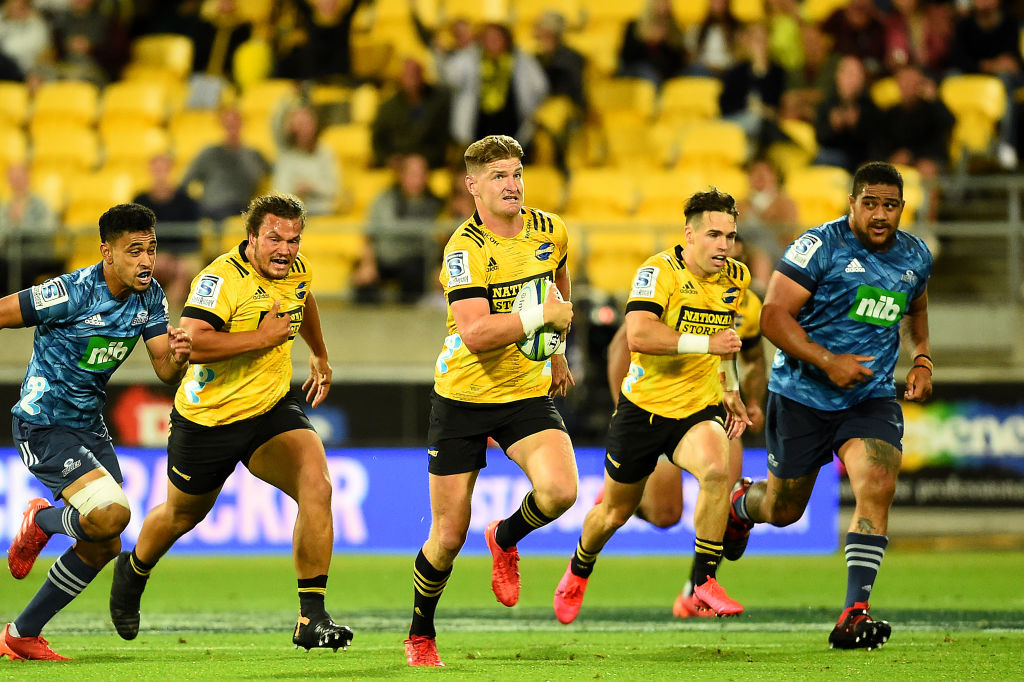 Super Rugby Aotearoa: what to expect from the Hurricanes